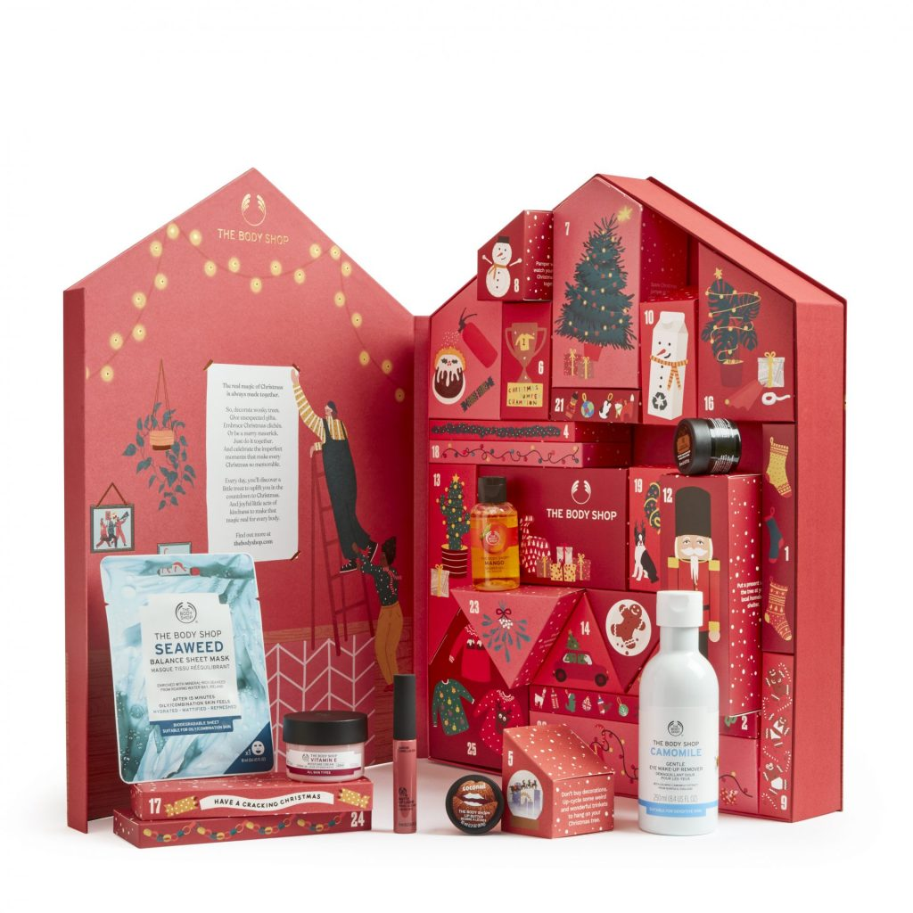 Daphne's Herfst Happy Musthaves Wk 3 – The Body Shop Adventskalender 2020