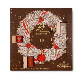 Adventscadeautjes - Chocolade Adventskalender van Dille & Kamille - Cadeautjes tips Foodinista