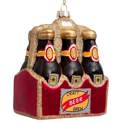 Kerstboomhanger voor de bierliefhebber- Kerst tips van Foodinista