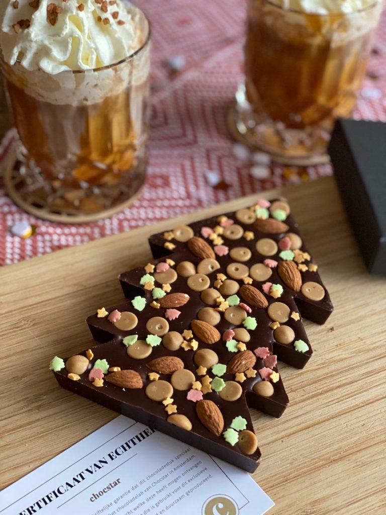 Kerst chocolade bestellen - Cadeau tips van Foodinista