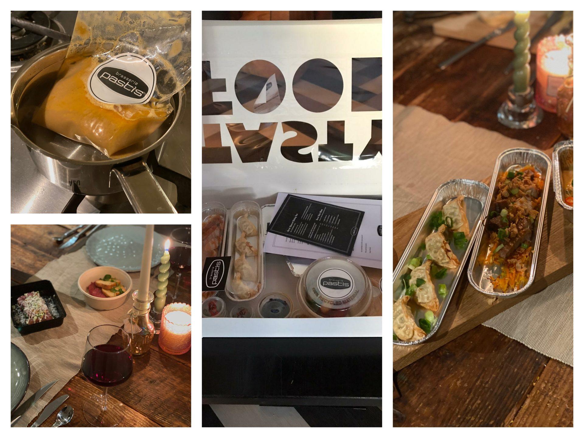Thuisdineren met Social Deal - Brasserie Pastis in Rosmalen