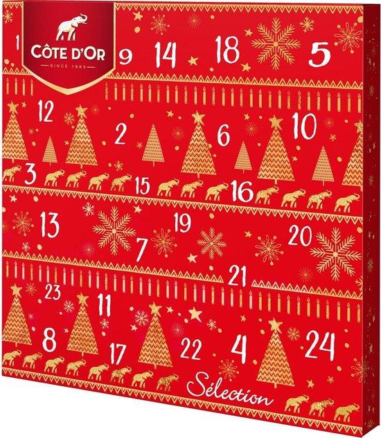 Adventskalender tips van Foodinista - Cote D'Or chocolade - December cadeautjes tips