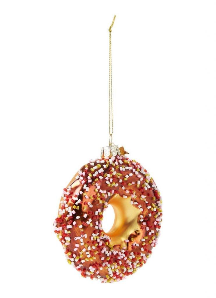 Dont kerstbal - foodie kerstballen voor een foodie kerstboom - tips van Foodinista