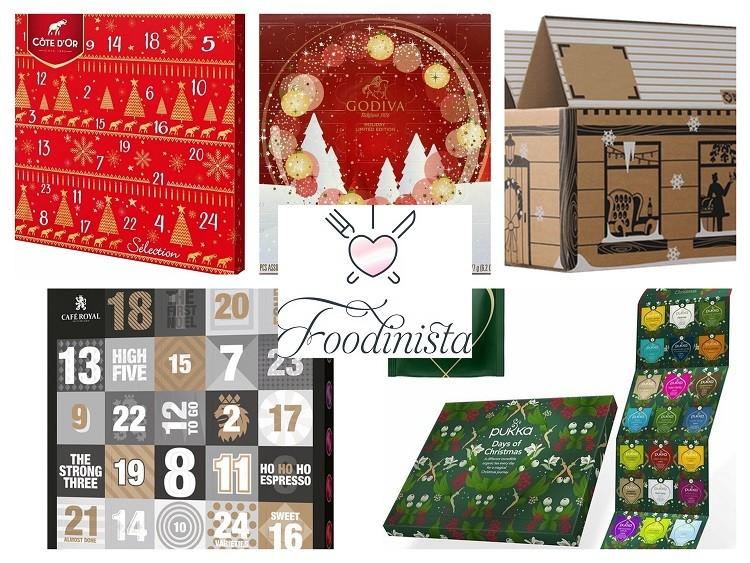 Daphne's Herfst Happy Musthaves Wk 3 - Geweldige Adventkalenders voor Foodies - Van groot tot klein!
