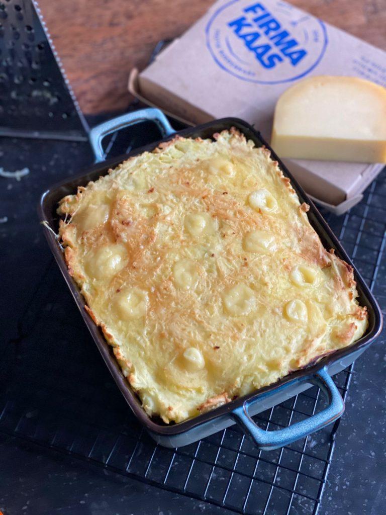 Gegratineerde ovenschotel recept - Foodblog Foodinista