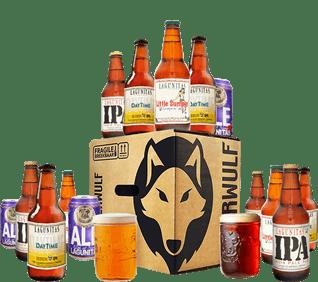 IPA Bierpakket met bierglazen - Feestdagen Cadeautips van Foodinista