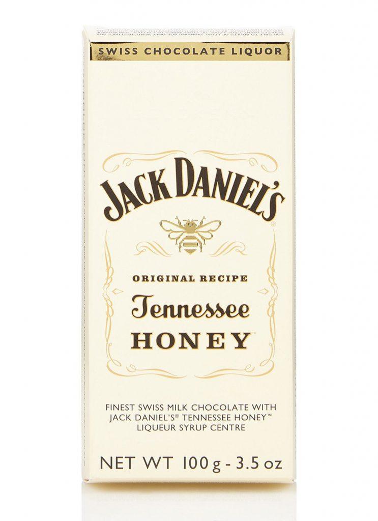 Jack Daniels witte chocoladereeep met honing - Cadeautjes voor de feestdagen tips van Foodinista