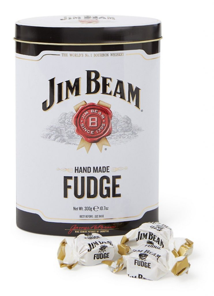 Jim Bean Whiskey Fudge - Cadeau tips voor de feestdagen - Foodblog Foodinista
