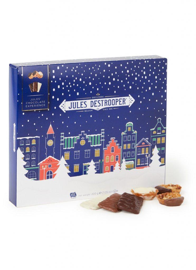 Jules Destrooper kerstcadeautjes kerstkoekjes - Feestdagen cadeautjes van Foodinista