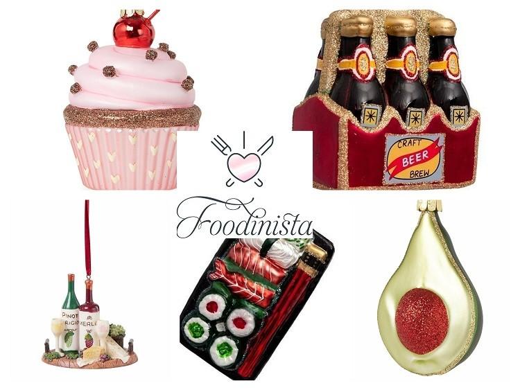 Daphne's Herfst Happy Musthaves Wk 6 – Versier je kerstboom! - 10x Kersthangers voor foodies