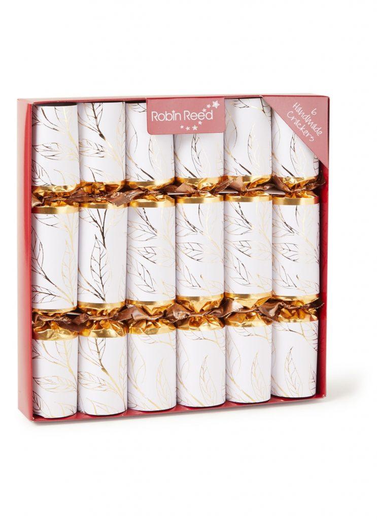Kerstcrackers met chocoladetruffels - Kerstcadeautje voor een groep - cadeau tip van Foodinista
