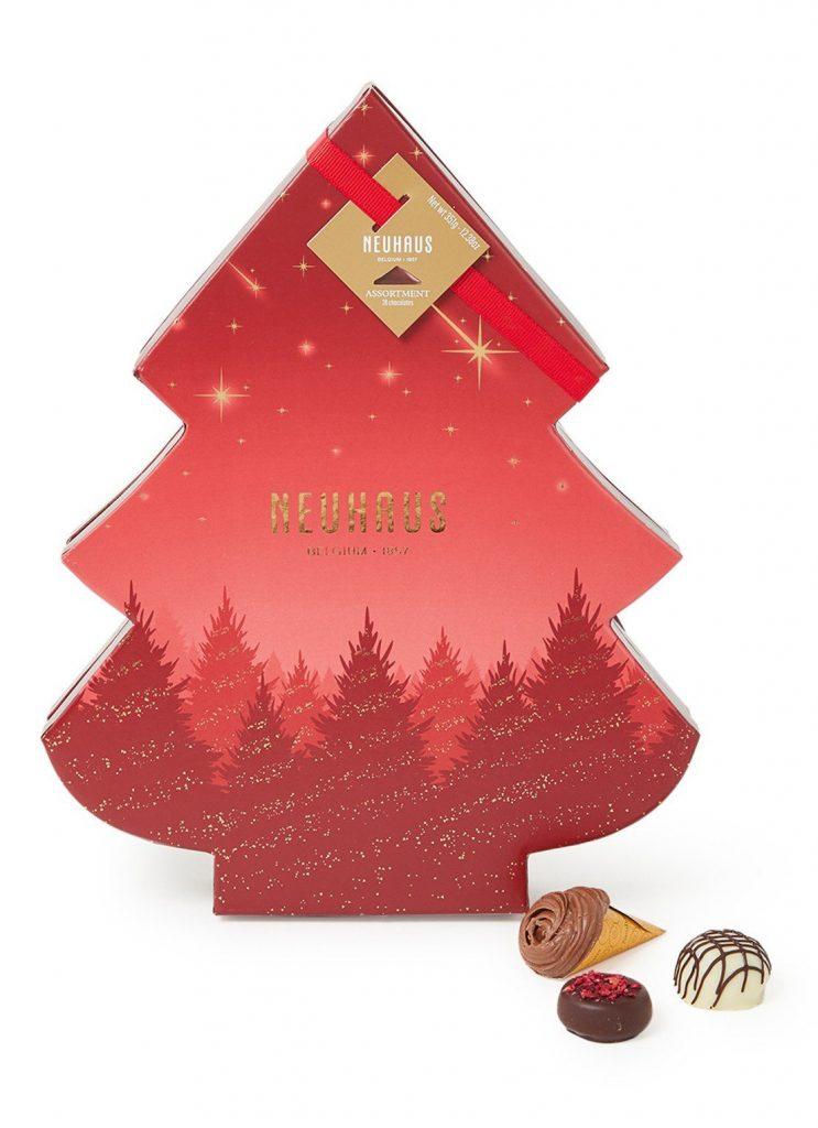 Neuhaus Chocolade bonbons - Feestdagen cadeau tips van Foodinista