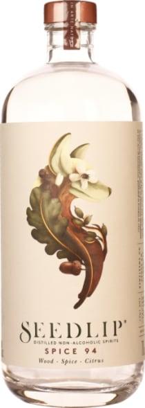 Alcoholvrije drankjes Seedlip Spirit een leuk kerst cadeau of idee voor alcohol vrije cocktails maken - Tips van Foodinista