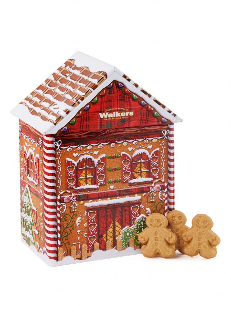 Kerst cadeautjes voor foodies - Walkers gingerbreadman - Foodblog Foodinista