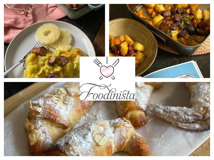 Foodblog Foodinista weekmenu – Week 43 – Weekmenu met aardappel recepten