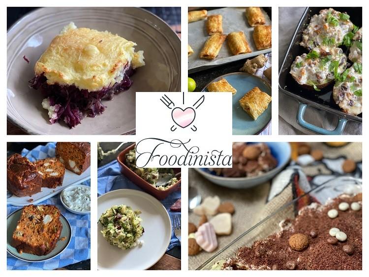 Foodblog Foodinista weekmenu – Week 44 – Gevarieerd herfst weekmenu