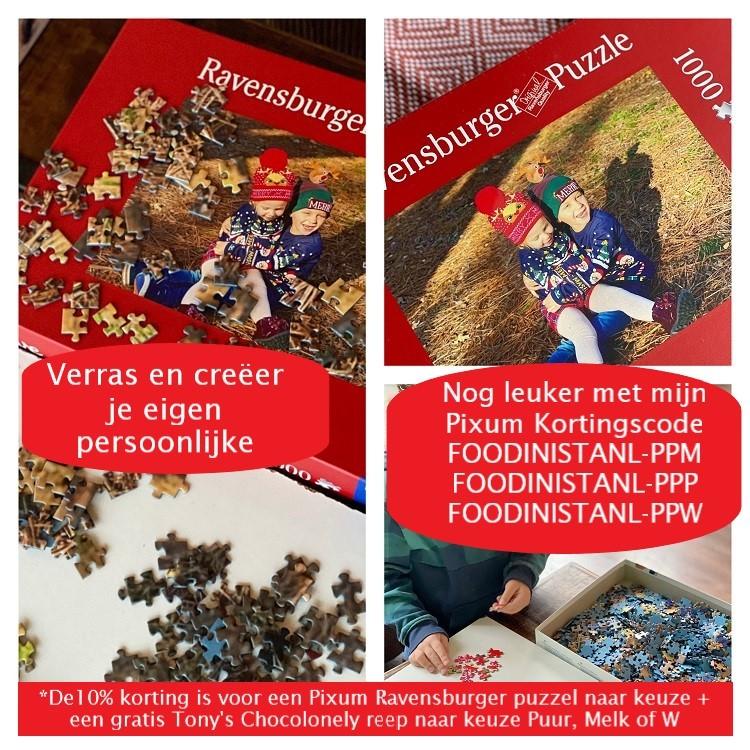 Ravensburger fotopuzzel met korting bestellen bij Pixum