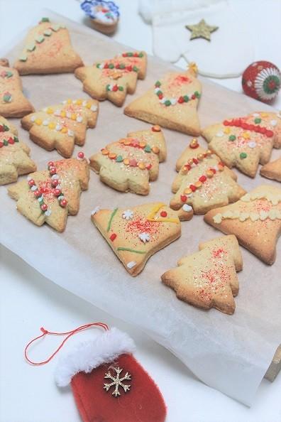 Kerstkoekjes bakken en versieren - koekjes bakken voor de kerstdagen - Recept van Foodinista