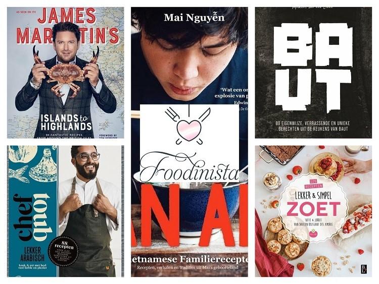 Daphne's Herfst Happy Musthaves Wk 8 - Favoriete kookboeken 2020