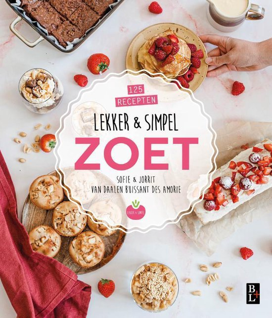 Lekker en Simpel Zoet - Favoriete kookboeken 2020 tips van Foodblog Foodinista