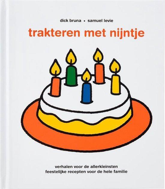 Nijntje Kookboek - Trakteren met Nijntje - Cadeautjes voor Foodie kids - Tips van Foodinista