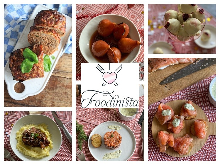 Foodblog Foodinista weekmenu – Week 49 – Kerst Weekmenu Deel 3