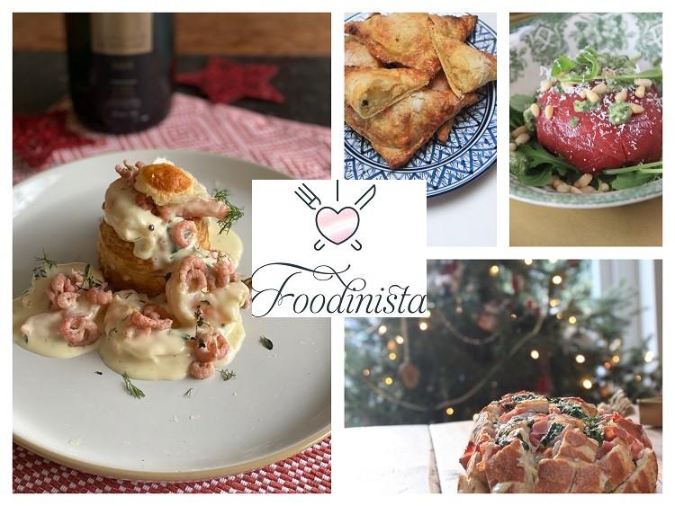 Foodblog Foodinista weekmenu – Week 50 - Feestelijke happen het jaar uit - Foodblog Foodinista