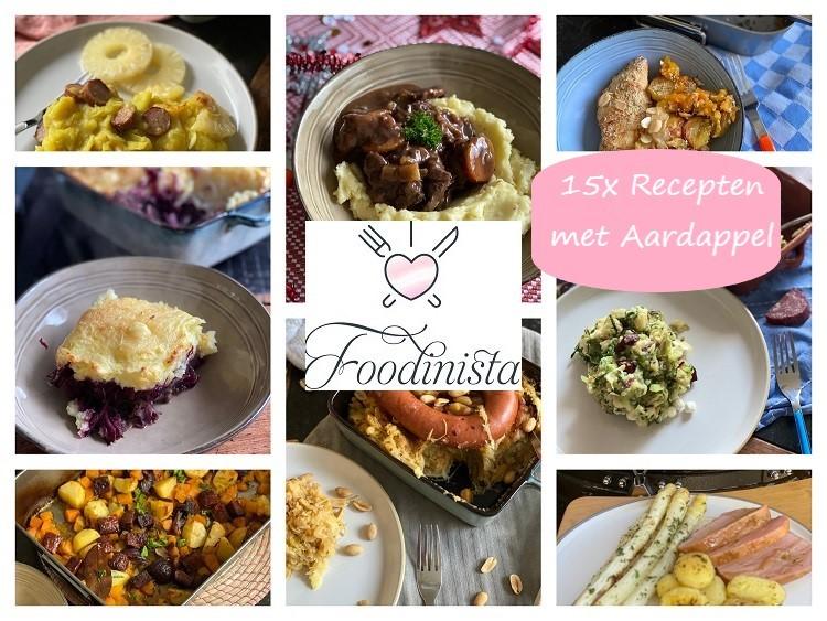 15x Kook ideeën met aardappel - Recepten van Foodblog Foodinista