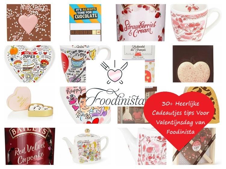 30x Heerlijke Valentijns cadeautjes tips voor foodies - Foodblog Foodinista