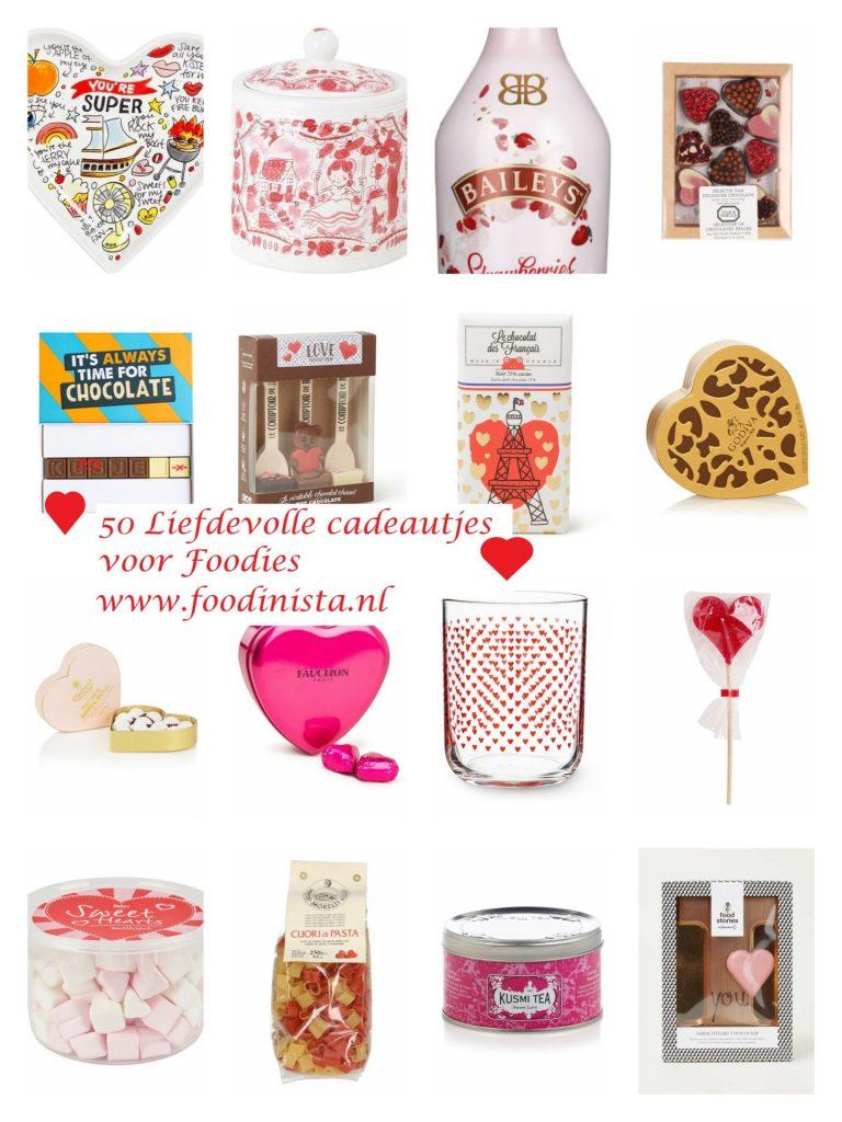 50 Cadeautjes tips voor Valentijnsdag