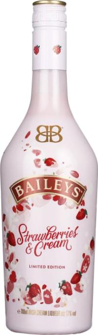 Baileys Strawberry Cheesecake - Valentijnsdagcadeautjes tips van Foodinista