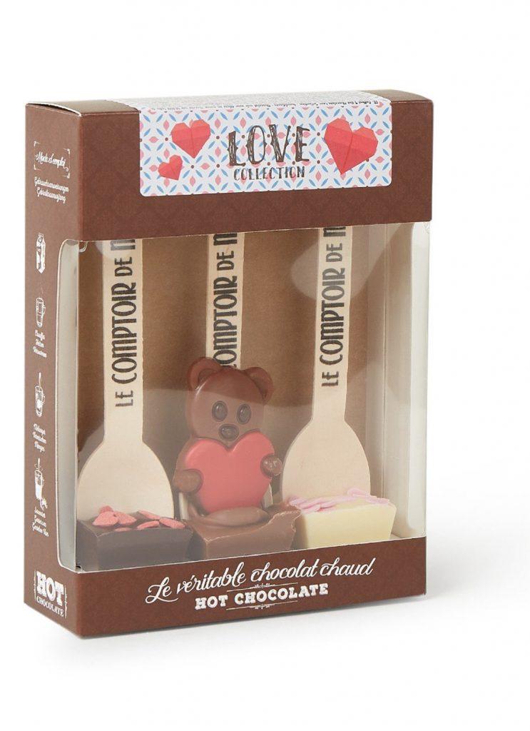 Luxe Chocolademelk  Le Comptoir De Mathilde - Chocolade cadeau tips voor Valentijnsdag Foodblog Foodinista