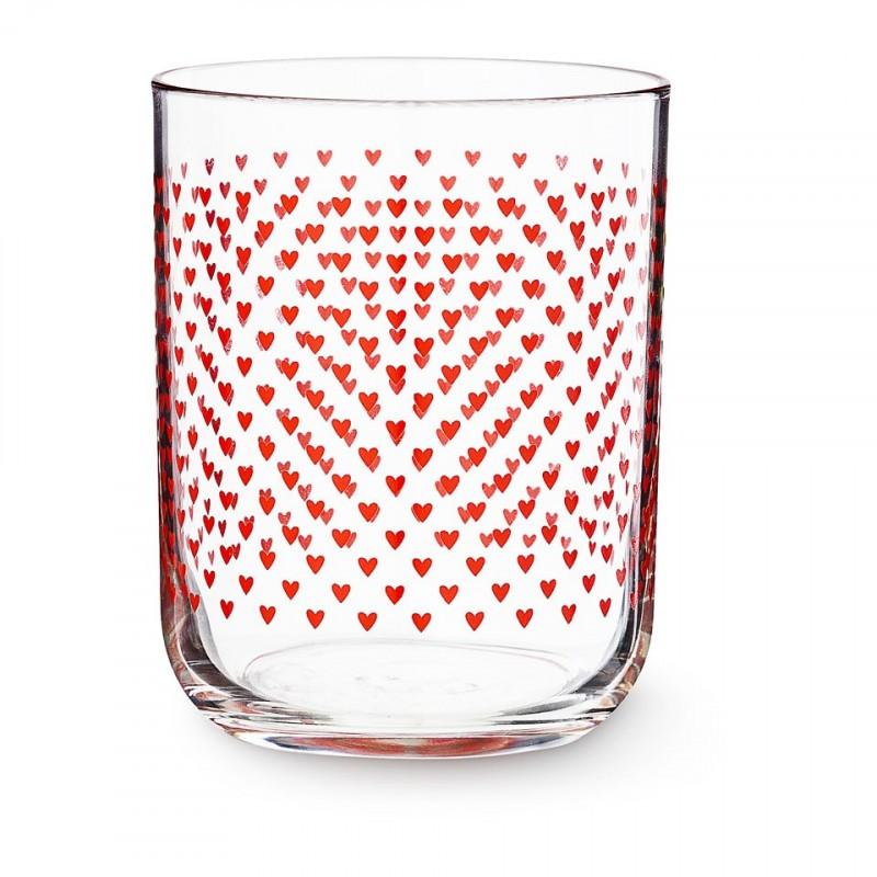 Hartjes glazen - Budget cadeautjes voor Valentijnsdag - Foodblog Foodinista