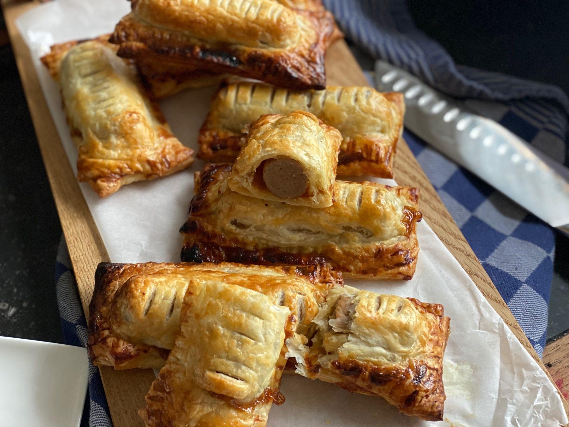 Frikadelbroodjes zelf maken - Recept van Foodblog Foodinista