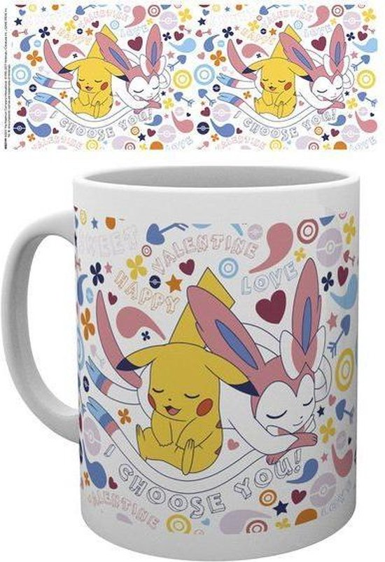 Pokémon Theemok voor Valentijnsdag - Kleine Valentijnsdag cadeautjes tips van Foodblog Foodinista