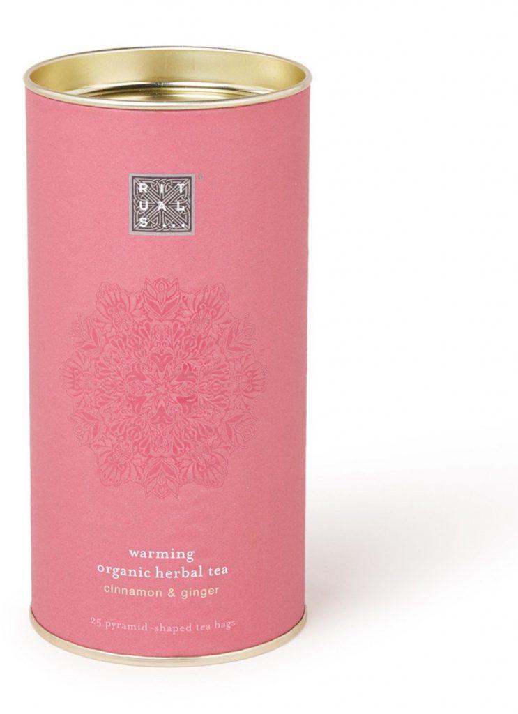 Roze thee van Rituals - Leuke cadeautjes voor Valentijnsdag - Cadeautjes tips van Foodblog Foodinista