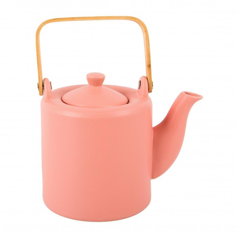 Roze theepot - Valentijnsdag cadeau tips van Foodblog Foodinista
