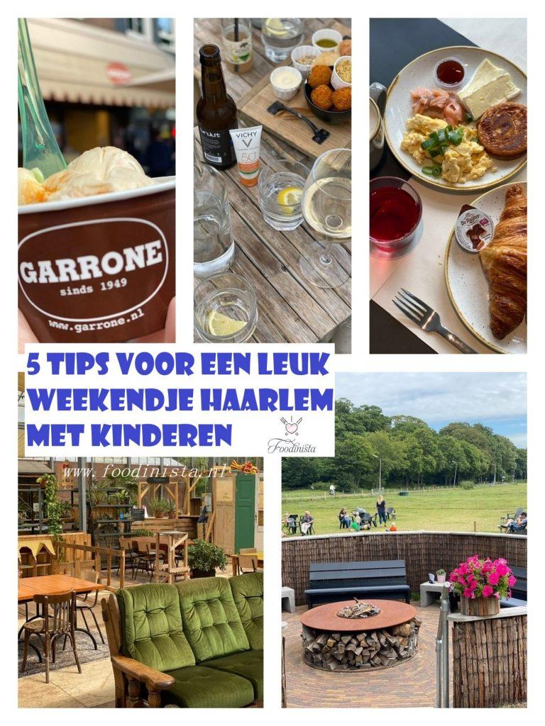 Weekendje Haarlem met 5 tips van Foodinista