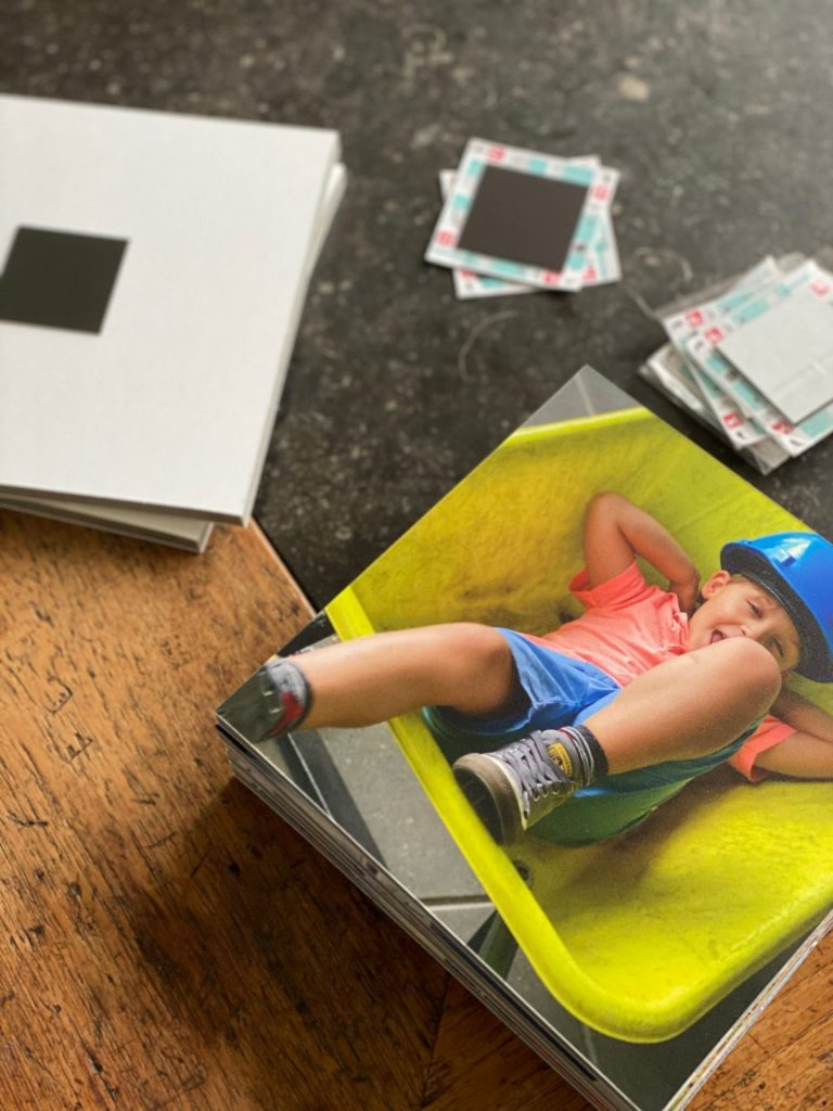 Magneetfoto's aan de muur - Foto tips van Foodinista