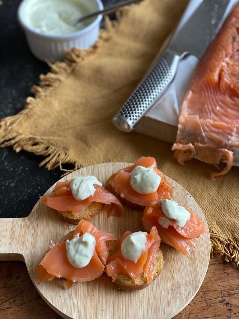 Gravad Lax met Chinese kruiden - Recept van Foodblog Foodinista