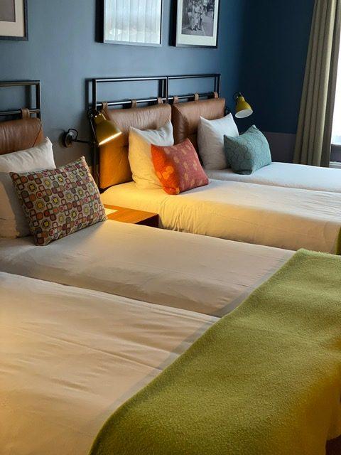 gezinsvriendelijk hotel in Haarlem