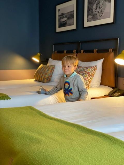 Overnachten met kinderen in Haarlem - Hotel tips van Foodinista