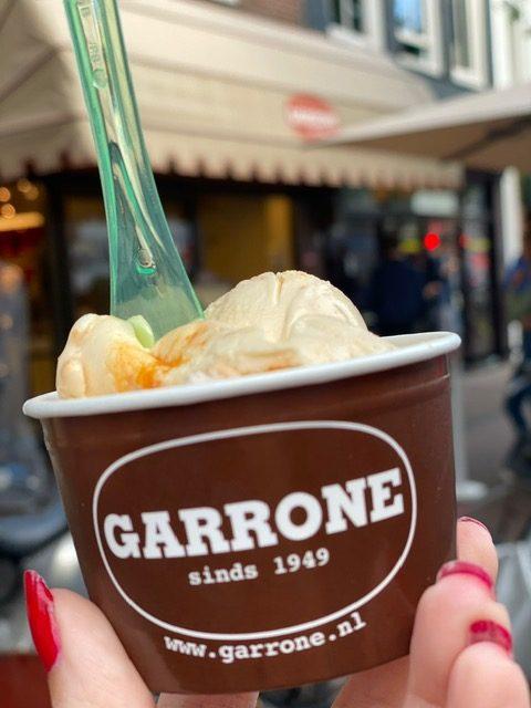 Beste ijssallon in Haarlem - Leuke tips in Haarlem tijdens een weekendje weg van Foodblog Foodinista