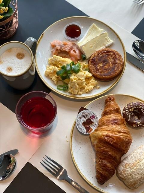 Heerlijk ontbijten in Haarlem bij Boutique hotel Lion D'Or - Weekendje weg tips van Foodinista
