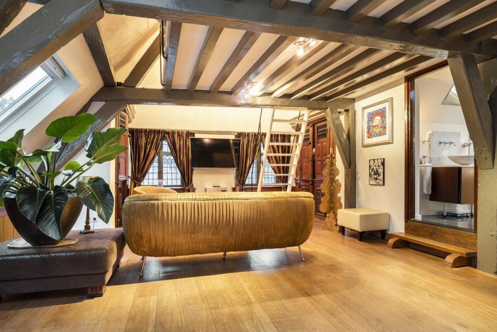 Romantische hotels in Leiden - Villla Beukenhof Leiden - Hotel tips van Foodinista