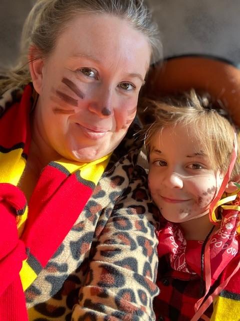 Thuis carnaval vieren