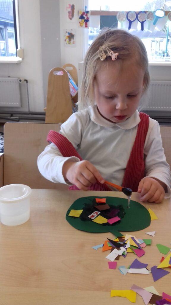 Philou is begonnen op de peuterschool