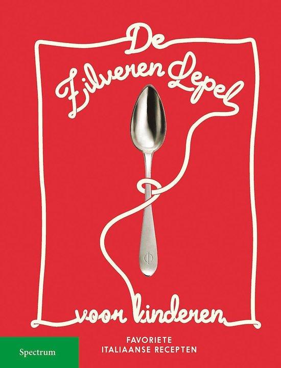 Koken met je kind kookboek - De zilveren lepel voor kinderen - Kookboeken tips Foodblog Foodinista