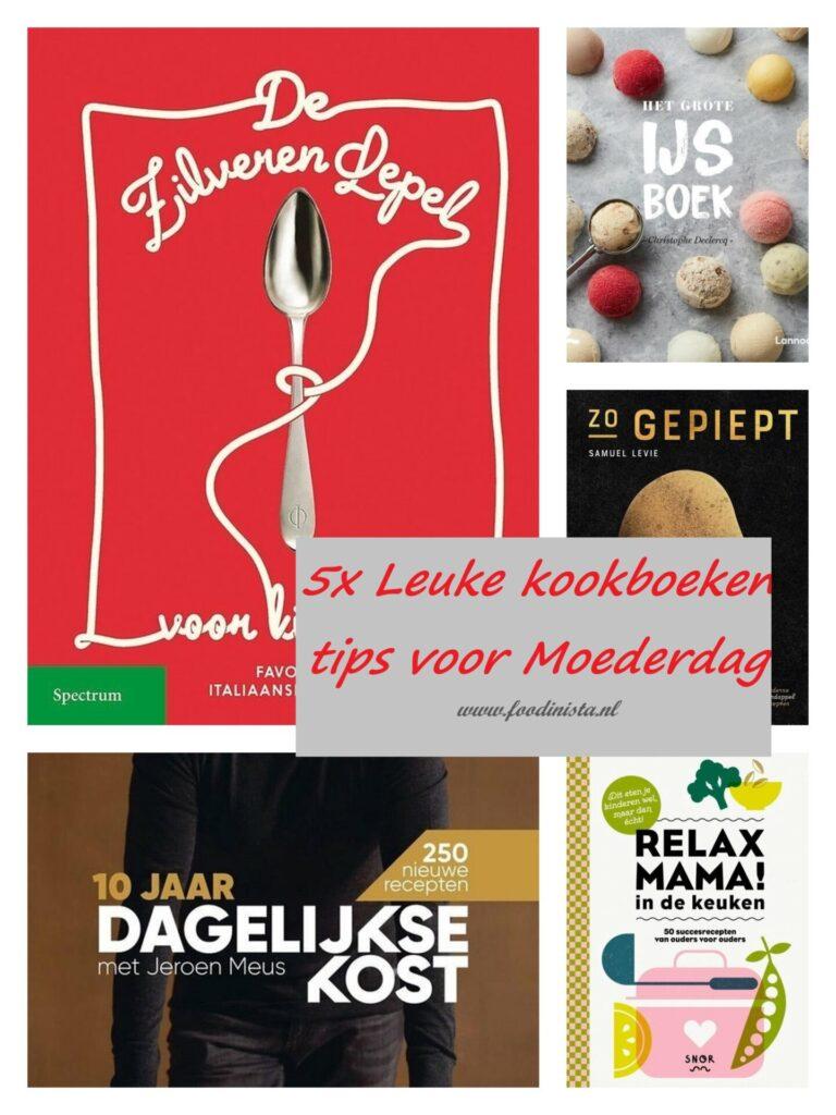 Daphne's Lente Happy Musthaves – week 2 - 5x Leuke kookboeken tips voor mama