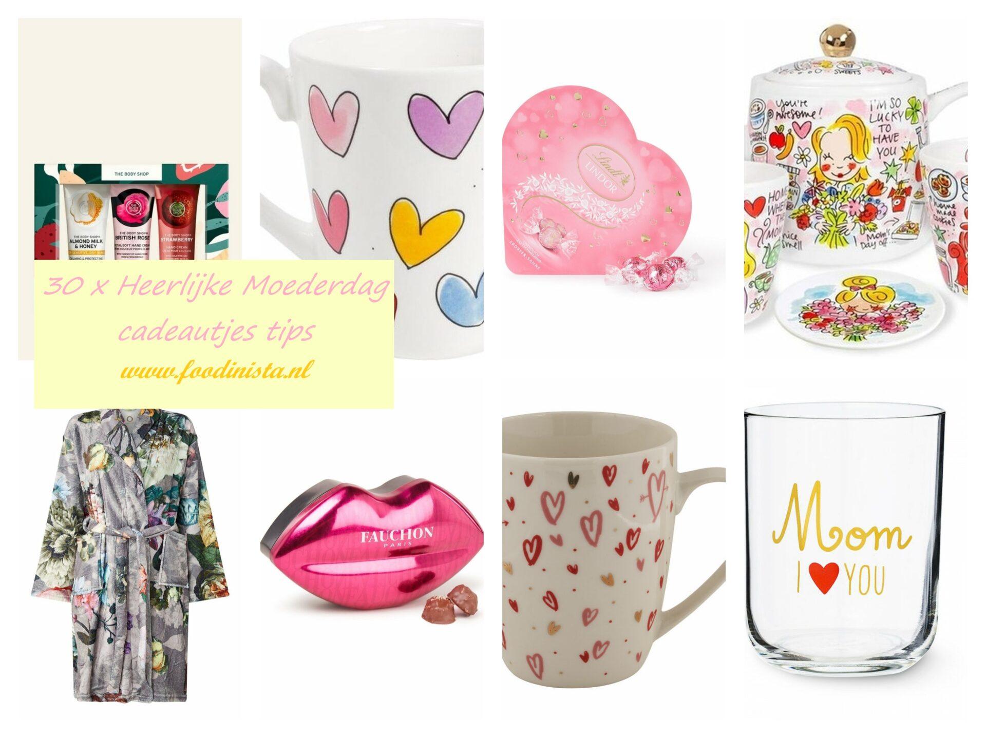 Daphne's Lente Happy Musthaves Wk 2 – 30x Heerlijke Moederdag cadeautjes tips voor foodies